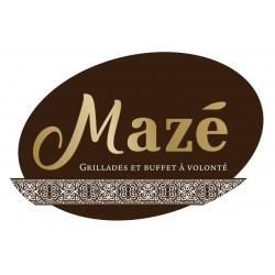 Restaurant MAZE, grillade...