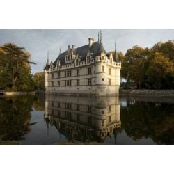 Château d'Azay-le-Rideau,...