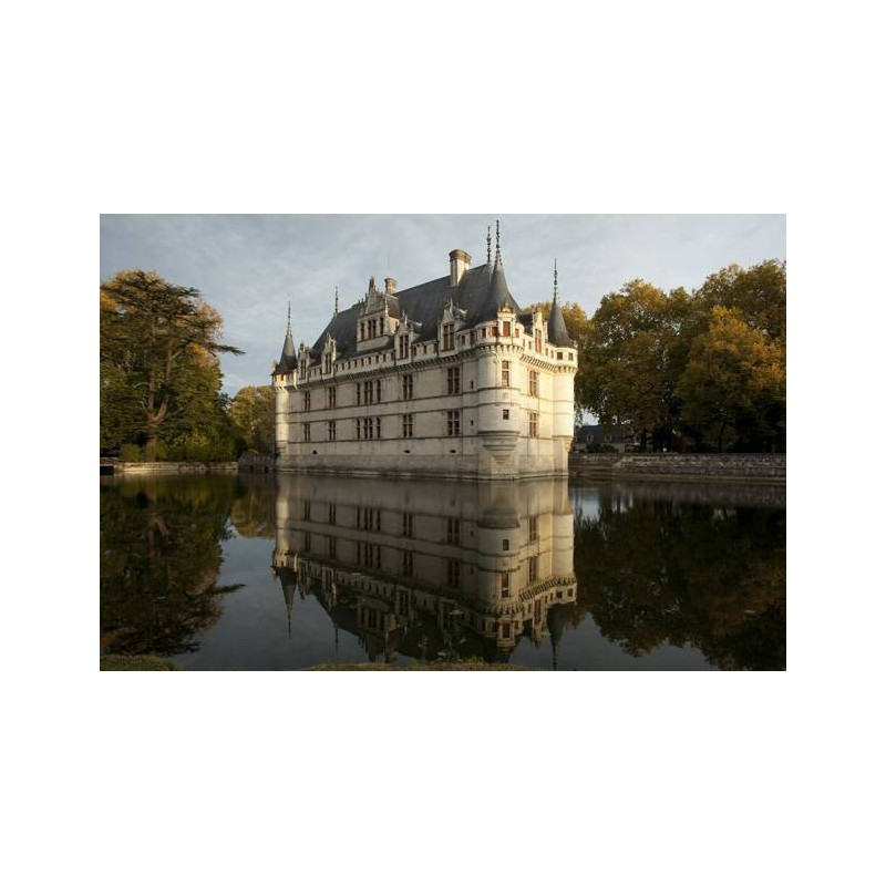 ch teau d 39 azay le rideau visite du monument. Black Bedroom Furniture Sets. Home Design Ideas