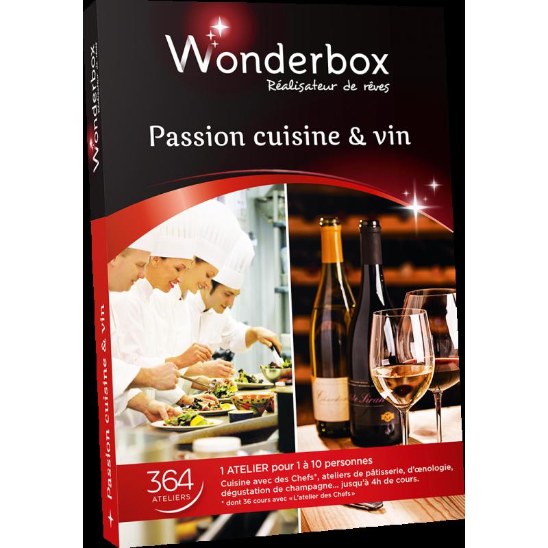Passion cuisine et vin for Passion cuisine