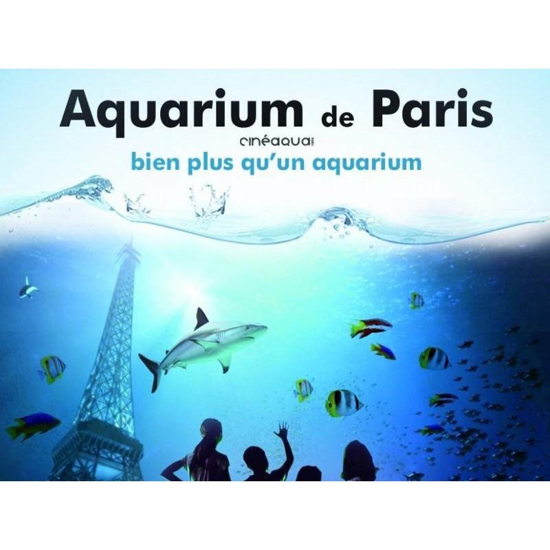 aquarium de paris cin aqua. Black Bedroom Furniture Sets. Home Design Ideas