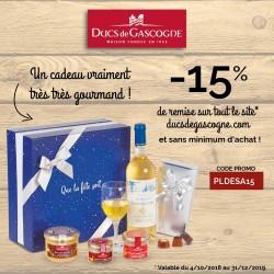ducsdegascogne.com