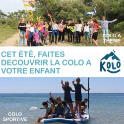 KOLO - Colonies de vacances